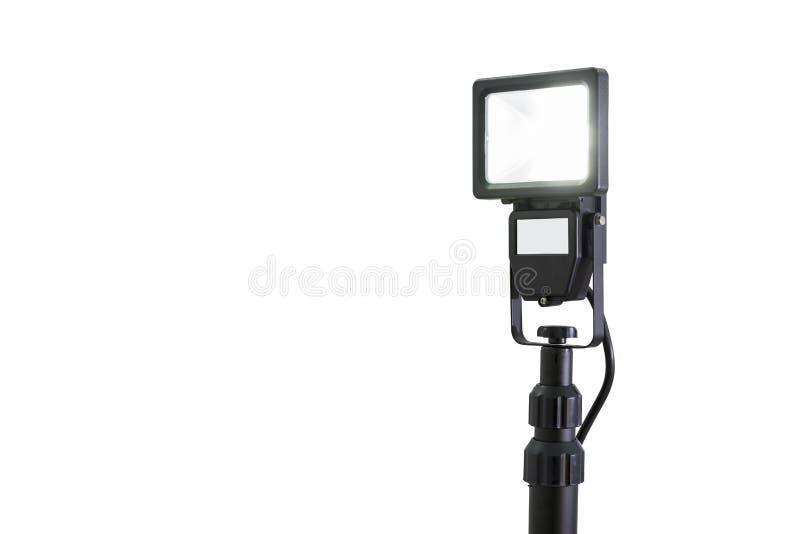 Laag consumptie fluorescent geleid licht royalty-vrije stock fotografie