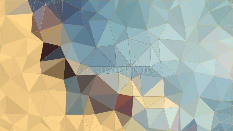 Laag polypatroon stock afbeeldingen