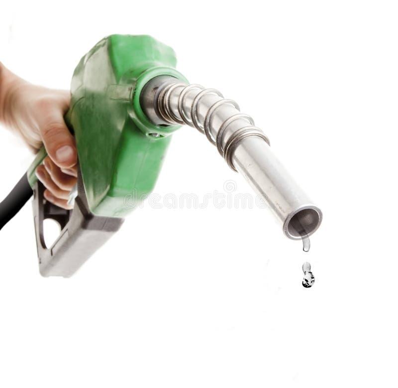 Laatste Daling van Gas stock afbeeldingen