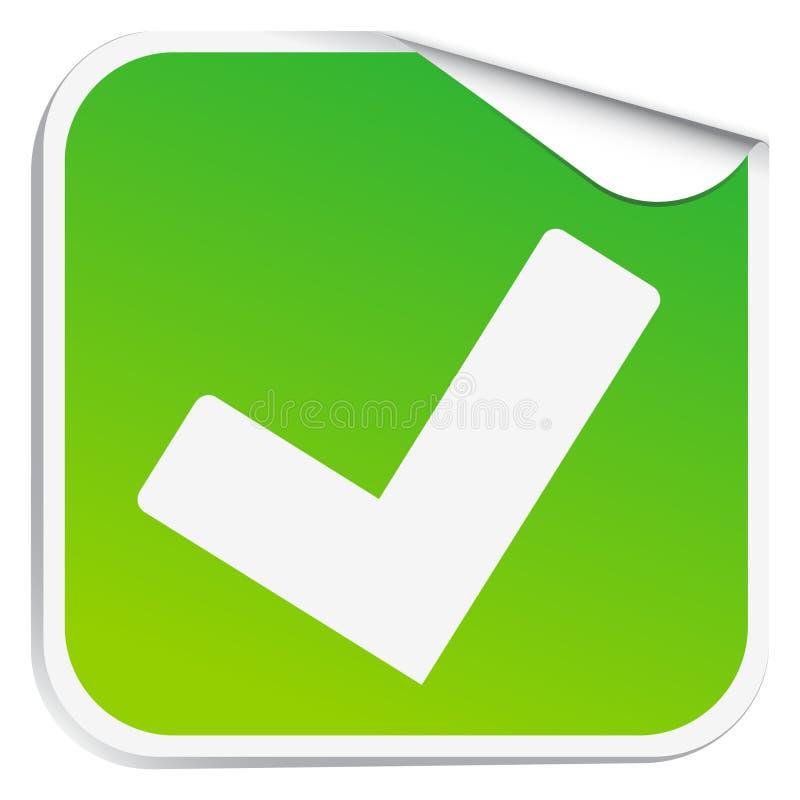 Download Label stock vector. Illustration of fresh, long, green - 10892914