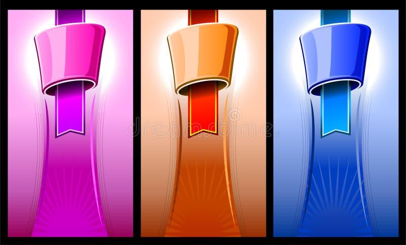 Download Label color set stock illustration. Image of imagination - 29116637