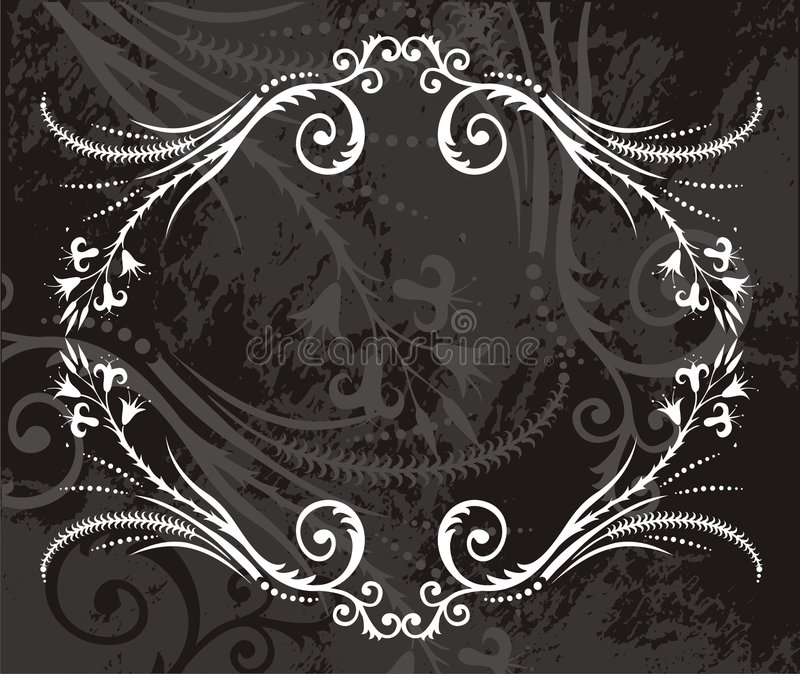 Download Label element stock vector. Image of decorative, crown - 3318399