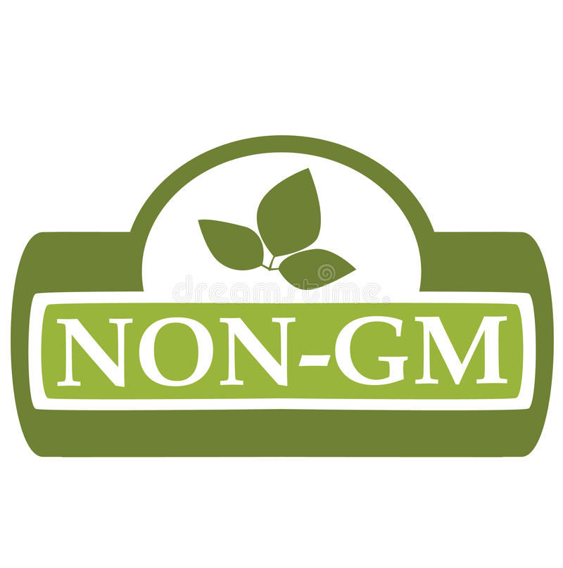 Download Label Non-GM stock vector. Image of research, medicine - 13677074