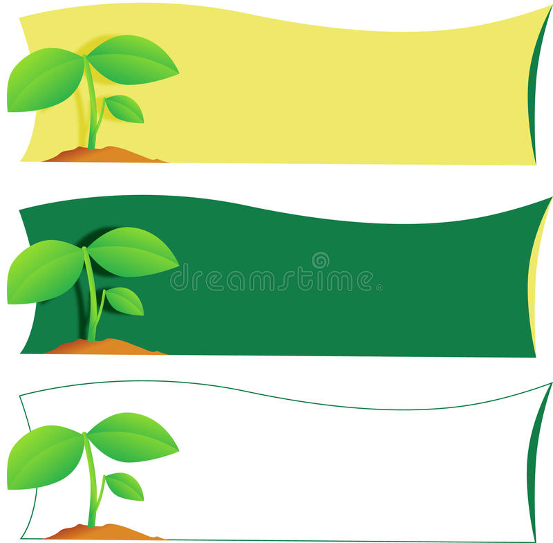 Download Label Plant stock vector. Image of preservation, young - 19305998