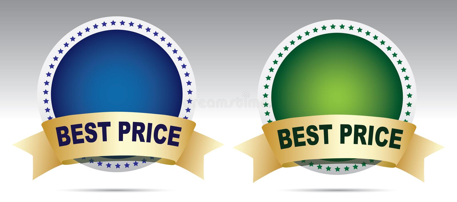 Labels- Best Price Royalty Free Stock Images