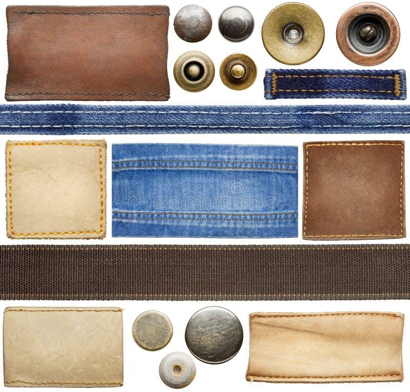 Download Labels de jeans image stock. Image du personne, fond - 56482861