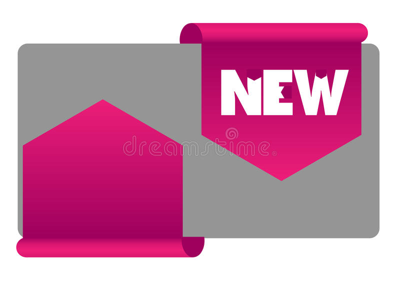 Download Labels new product stock vector. Image of symbol, mark - 22129433