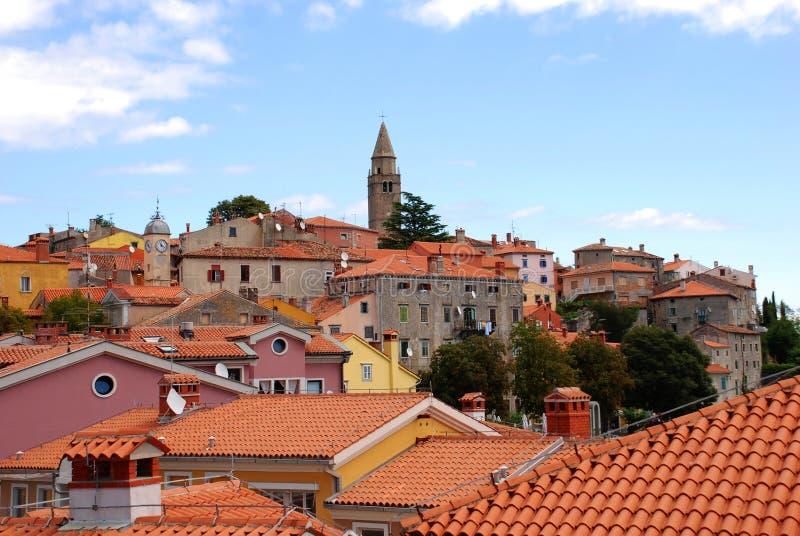 Labin, Croatia. fotografia stock