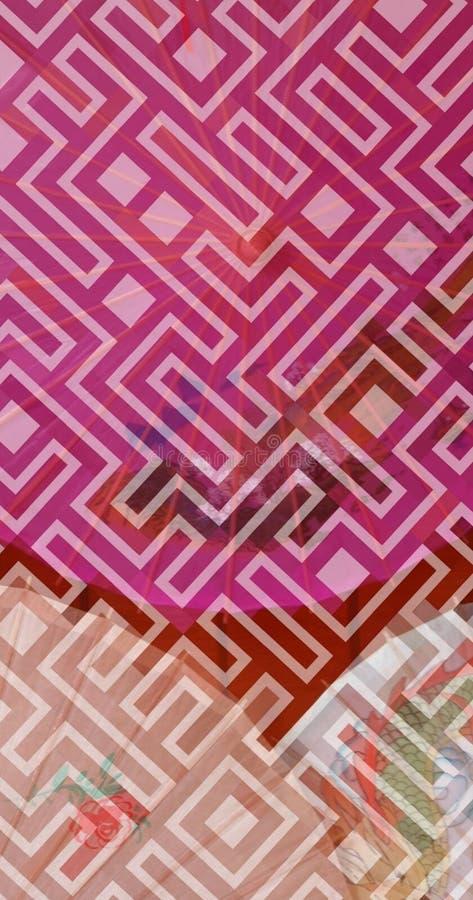 Labirinto allineare royalty illustrazione gratis