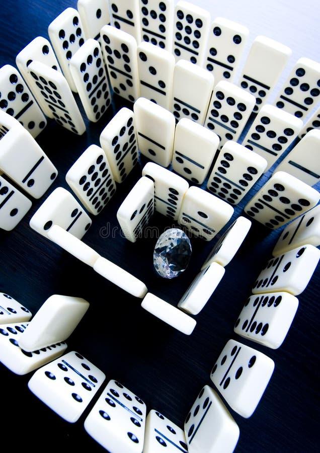 Download Labirinto del diamante fotografia stock. Immagine di svago - 7292568