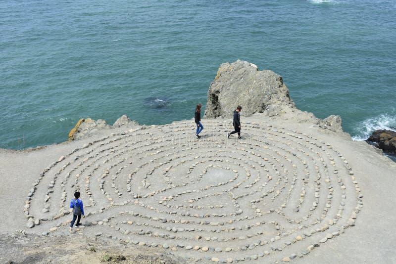 Labitynt przy ziemi końcówką San Fransisco, 1 fotografia stock
