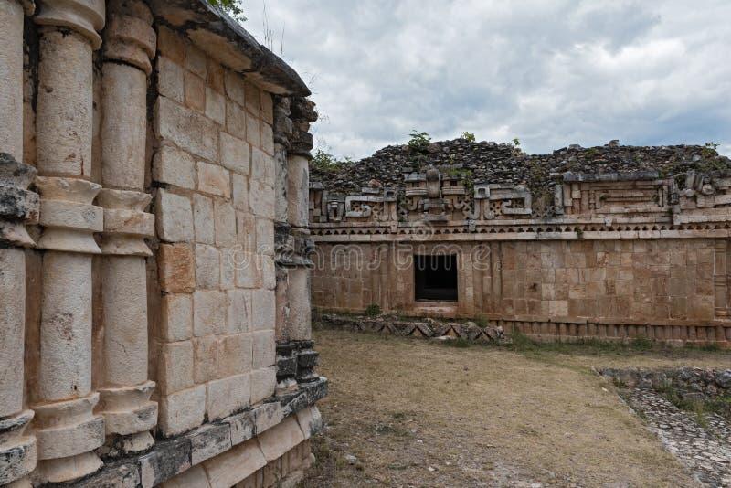 Labna,Mesoamerican archaeological site and ceremonial center of the pre-Columbian Maya civilization, Yucatan, Mexico.  stock photos