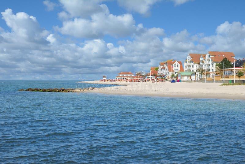 Laboe baltiskt hav, Schleswig-Holstein, Tyskland royaltyfria bilder