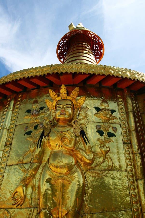 Free Labolengsi Temple Stock Image - 5109981