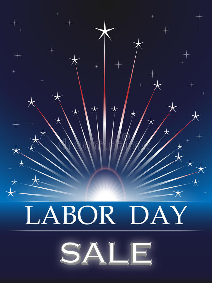 Labor day_005 stock illustration