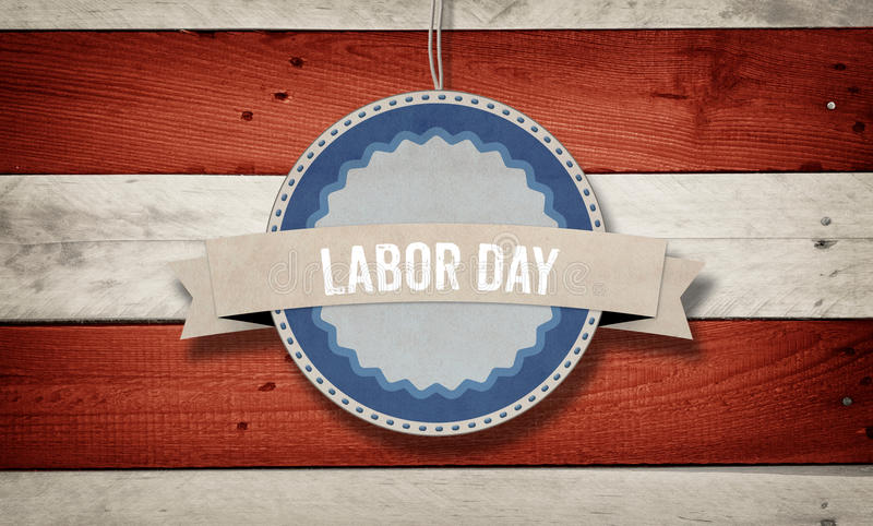 Labor day on banner, Fourth of July, Background, USA themed comp stock images