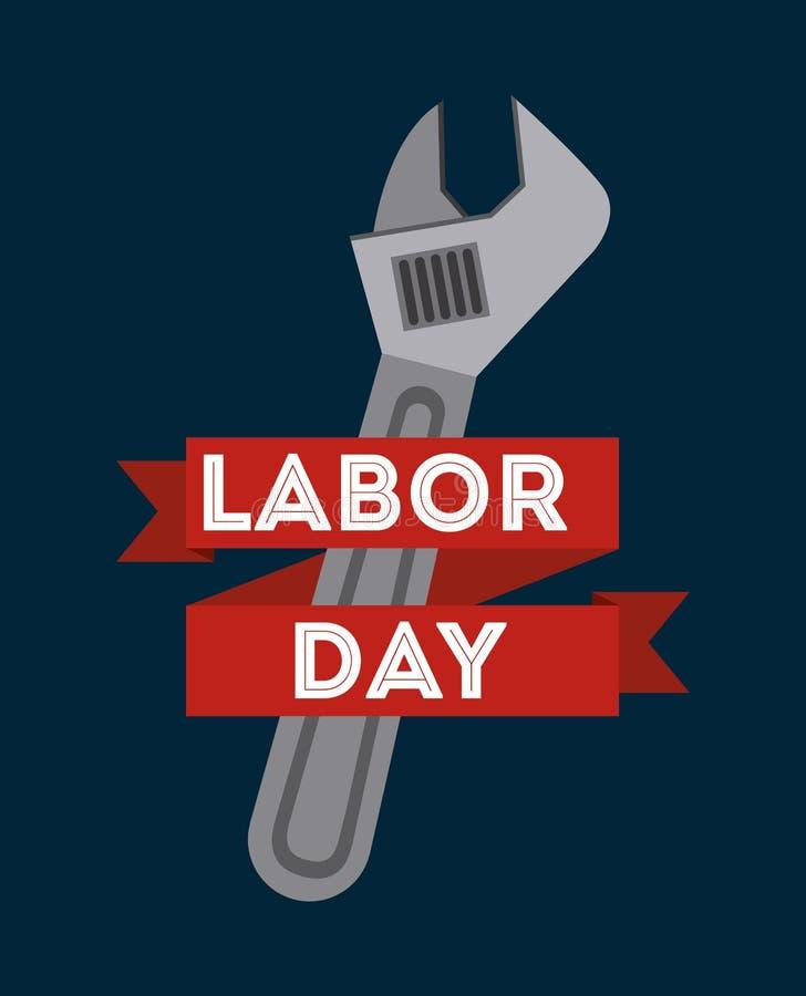 Labor day design vector illustration
