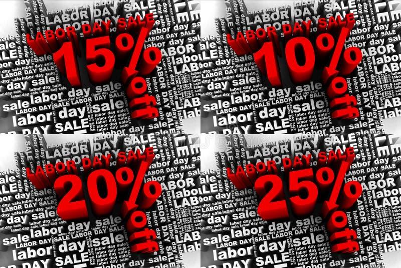 Download Labor day sale 1 stock illustration. Image of close, patriotic - 20396815