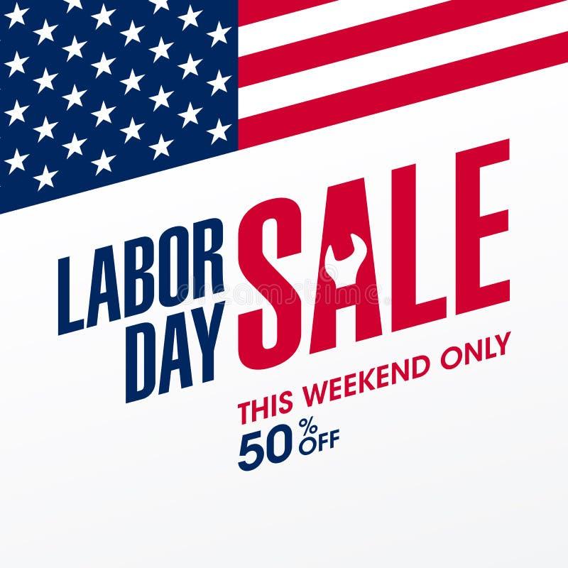 Free Labor Day Sale Stock Photos - 96934253