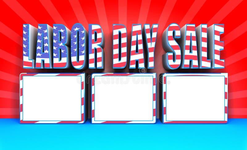 Download Labor Day Sale 002 stock illustration. Illustration of commerce - 55701464