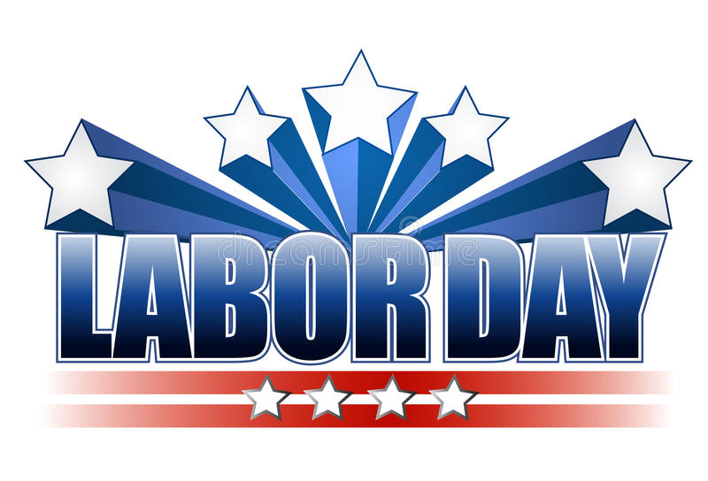 Download Labor Day Text Design Stock Image - Image: 20929361