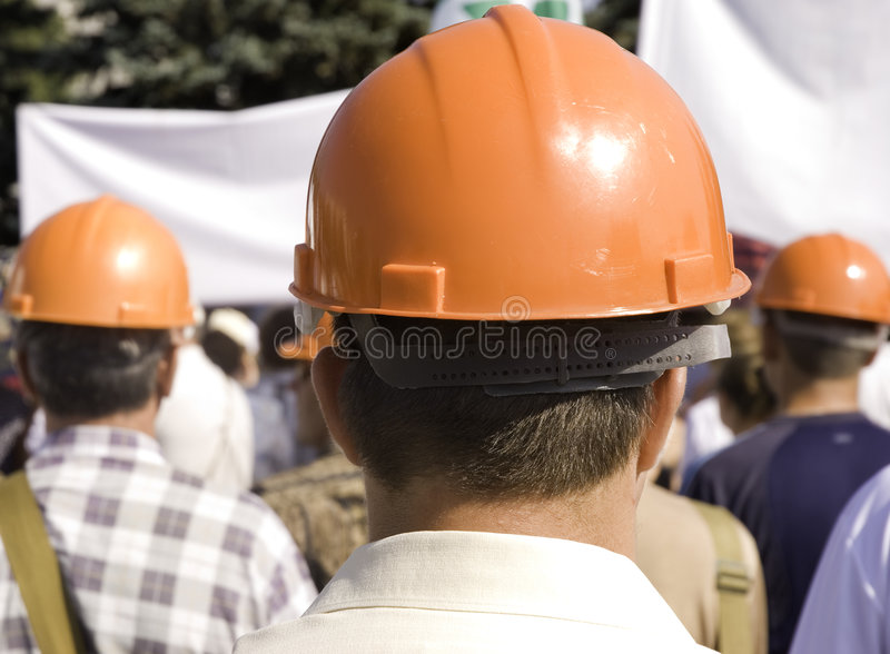 Labor union royalty free stock photo