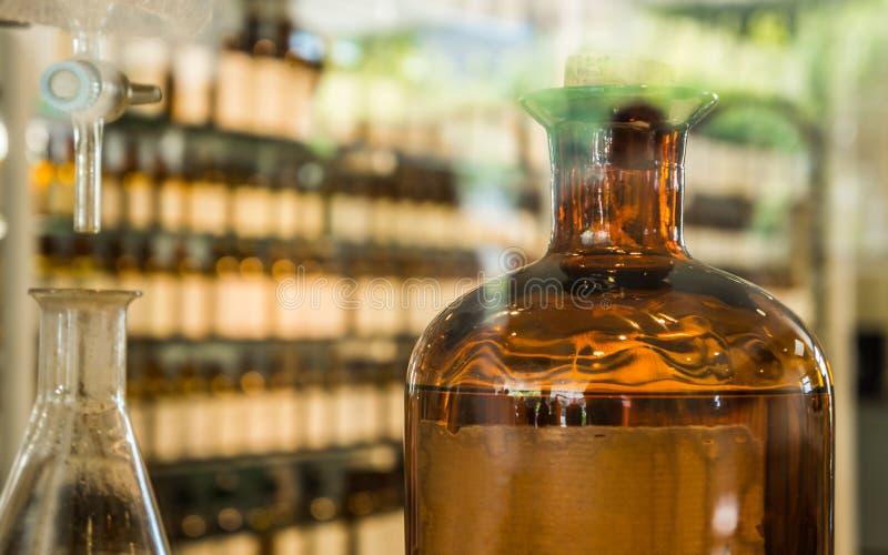 Laboratorio del perfume foto de archivo
