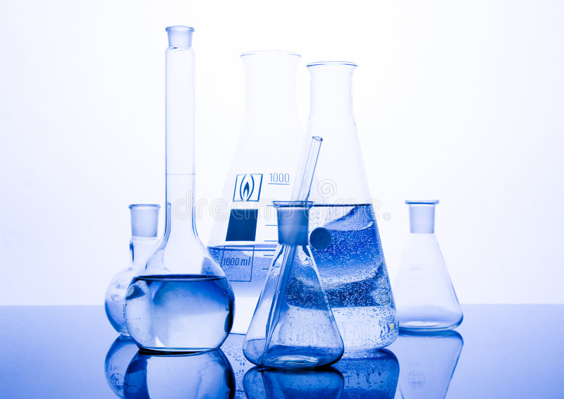 laboratorium zdjęcie stock