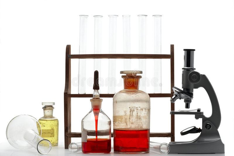 Laboratorium stock fotografie