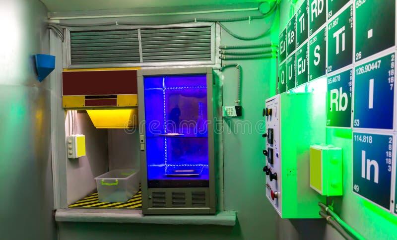 laboratorium chemicznego zdjęcia royalty free