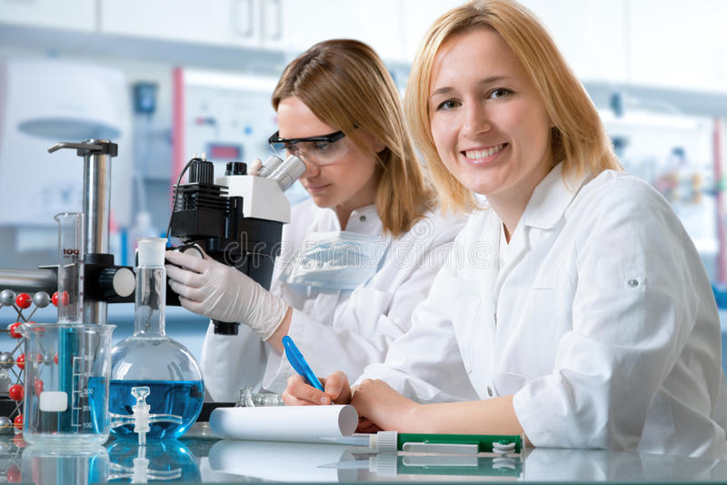 Laboratory stock images