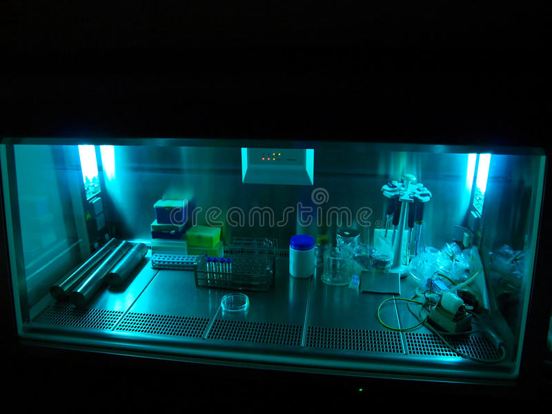 Download A laboratory stock photo. Image of research, contamination - 20074178