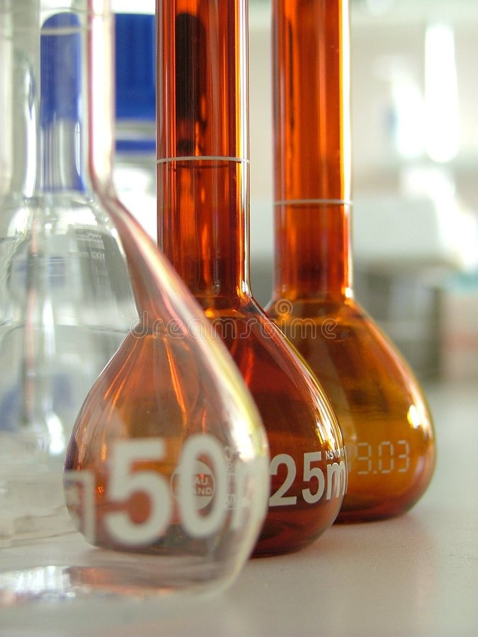 Free Laboratory Equipment Stock Photography - 2190882