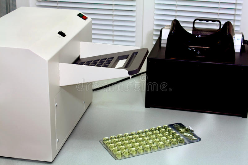 Download Laboratory Equipment For Determination Of Analyses Stock Image - Image of laboratory, biology: 16892819