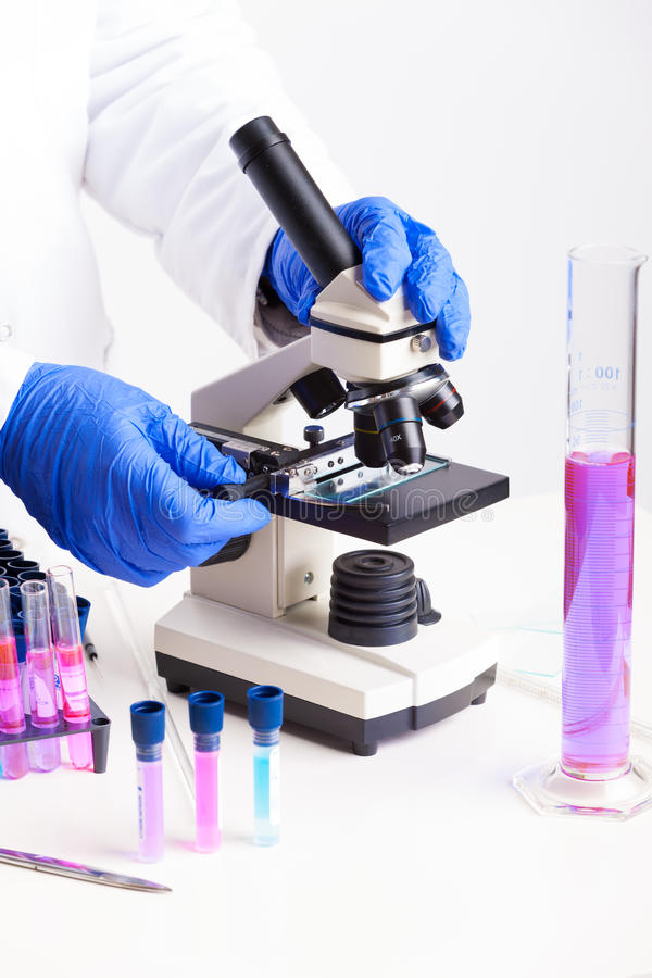 Download Laboratory equipment stock photo. Image of growth, disease - 30390040