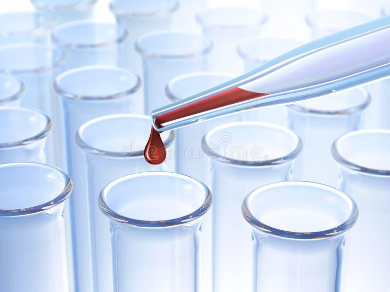 Download Laboratory stock image. Image of medicine, pipette, test - 32445839