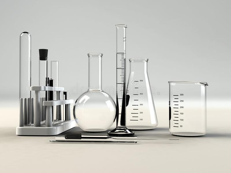 Download Laboratory material stock image. Image of chemistry, researcher - 24153761