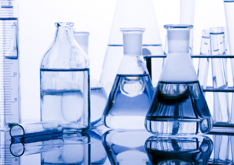Laboratory requirements royalty free stock photo