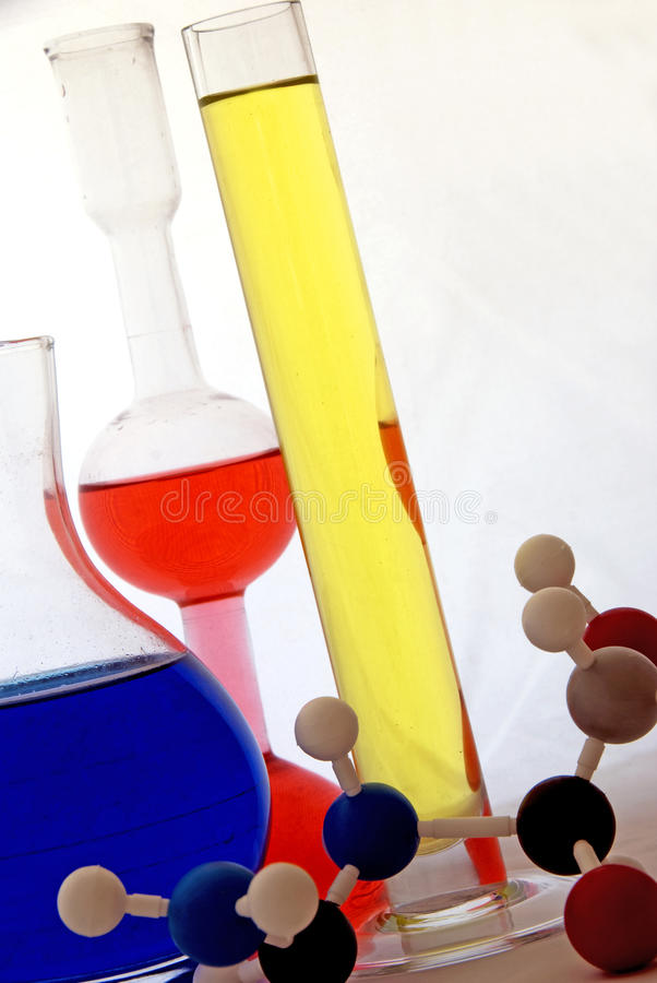 Laboratory research stock photography
