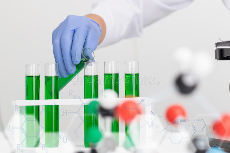Laboratory research science medical stock images