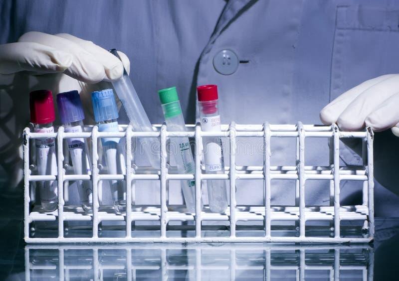 Download Laboratory test tubes stock image. Image of medicines - 3872461