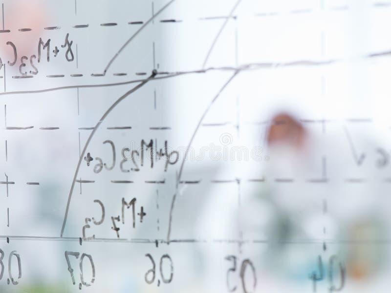 Download Laboratory Transparent Board Stock Photo - Image: 31258624