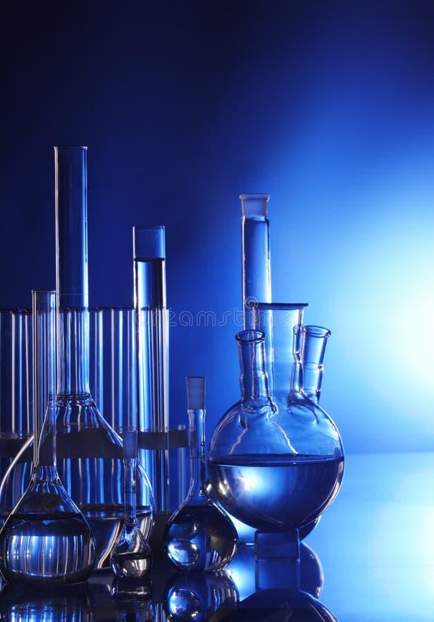 Laborausrüstung stockfoto