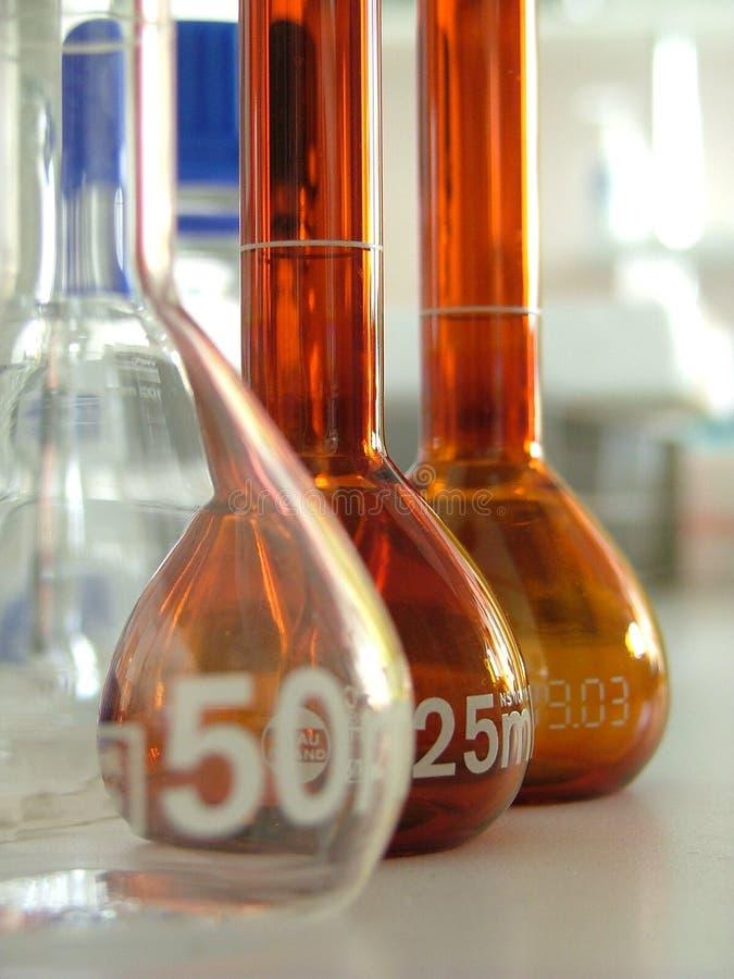 Laborausrüstung stockfotografie