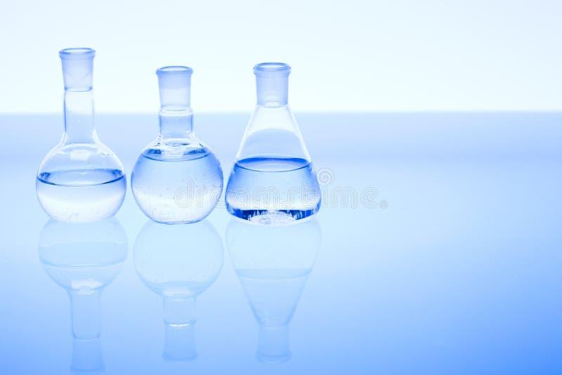 Laborglas stockfoto