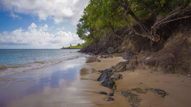 Laborie Shore stock image