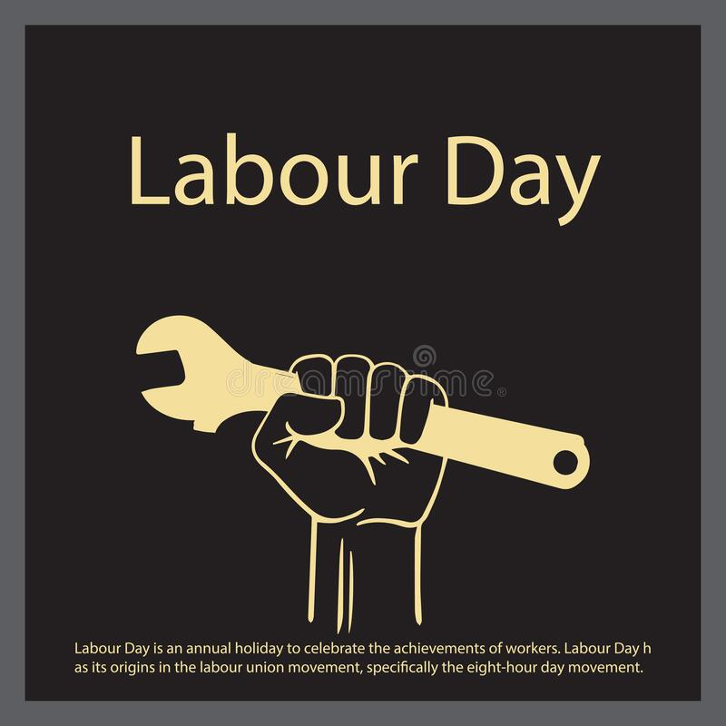 Free Labour Day. Royalty Free Stock Photography - 217333147