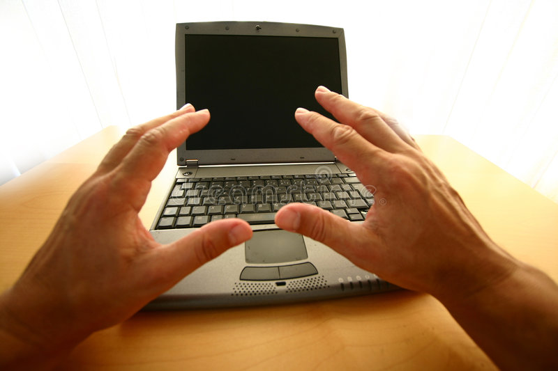 Download Labtop Stock Photo - Image: 823660
