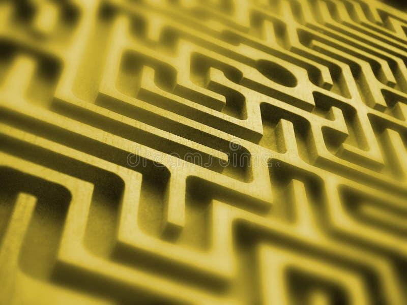 Download Labyrint arkivfoto. Bild av labyrint, svårt, textur, roam - 508324