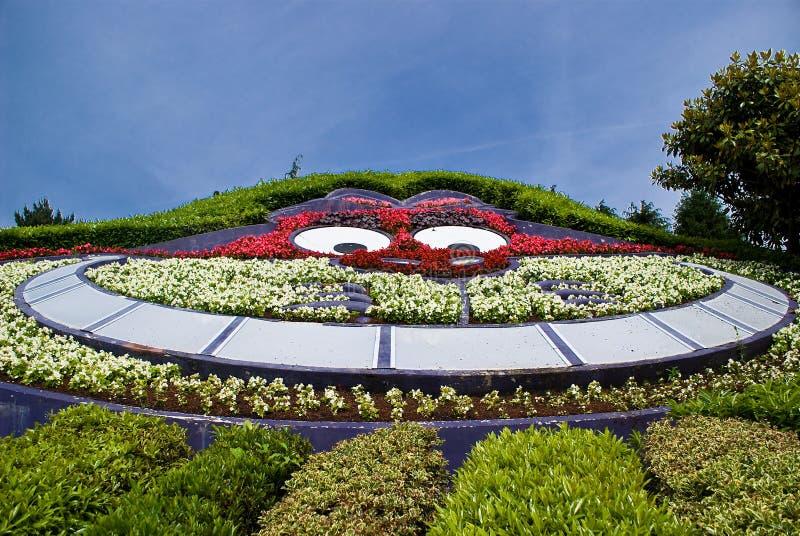 Labyrint av Alice i underland royaltyfri fotografi
